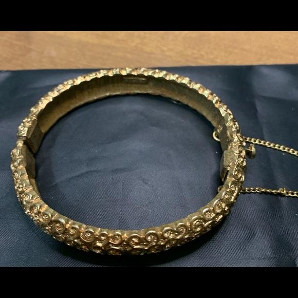Vintage Monet Bangle Bracelet